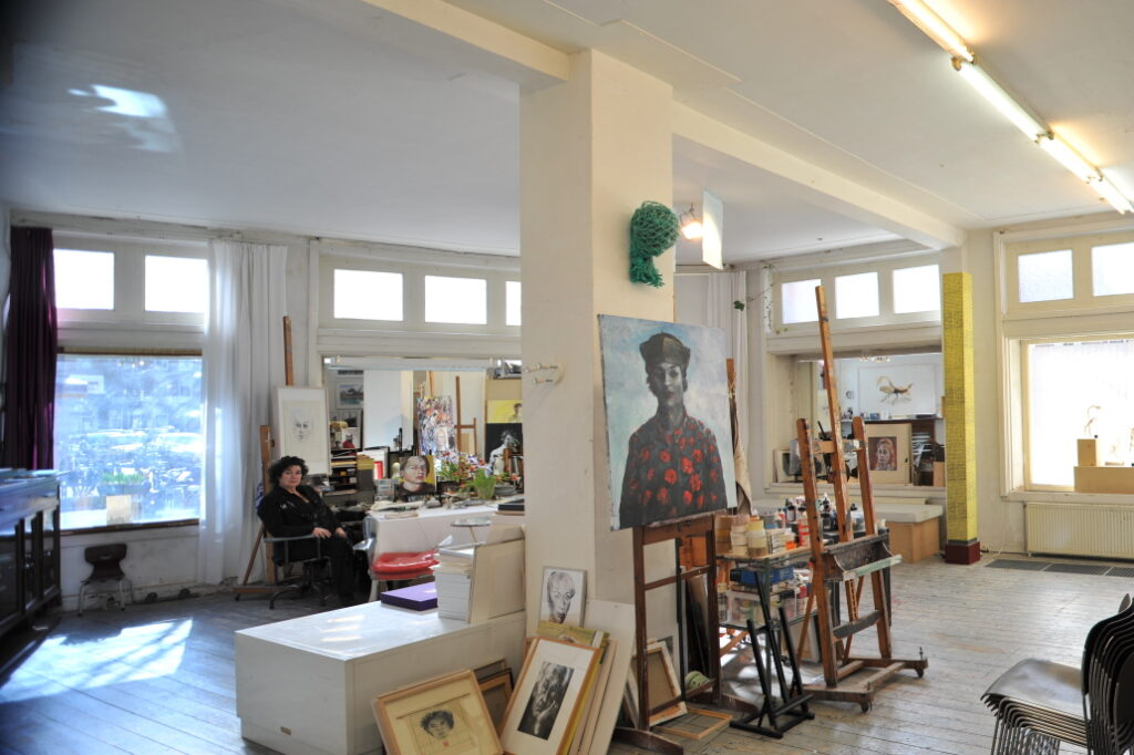 Atelier Neel Korteweg Amsterdam