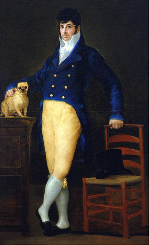 Fransisco Goya, Manuel de la Prada