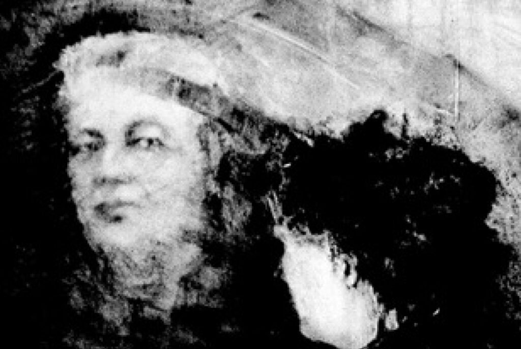 Neel Korteweg M.Yourcenar en zelf voorstudie 1983