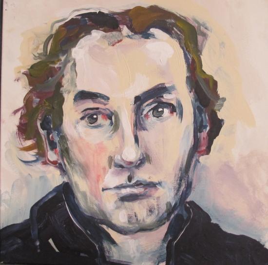 Neel Korteweg Portret van Servaas