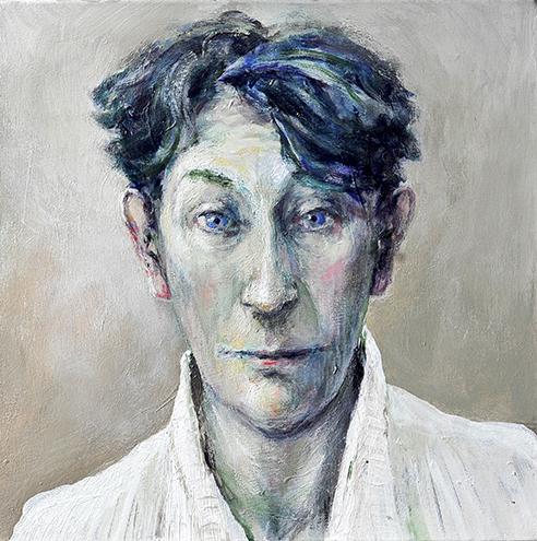 Neel Korteweg portret Anneke Brassinga zomer 2016