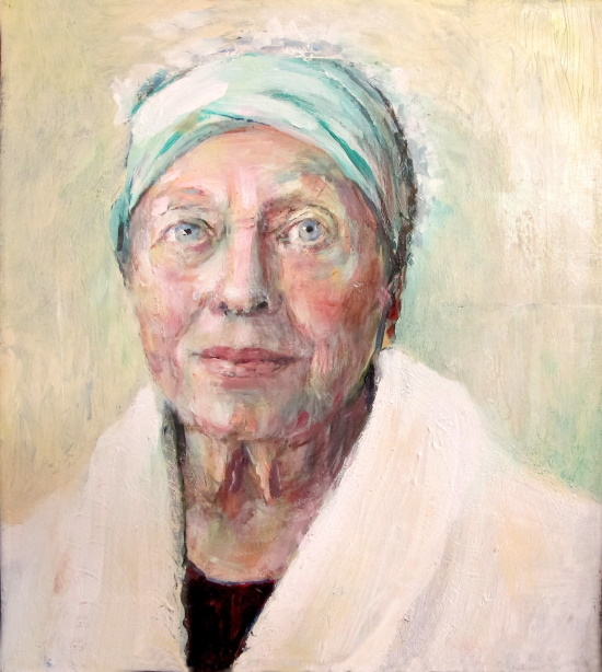 Neel Korteweg portret Lili Jampoller