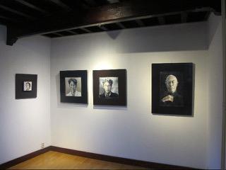 Neel Korteweg tentoonstelling Zie ze kijken -2 Stadsmuseum Woerden